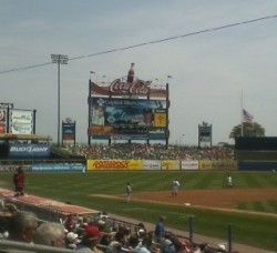 Minors Iron Pigs